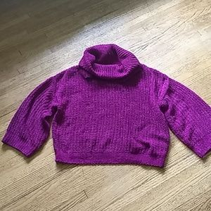 Express cowlneck sweater Size Medium